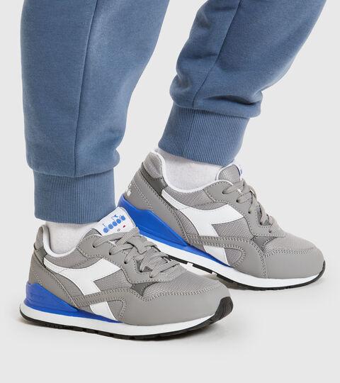 Sports shoes - Kids 4-8 years N.92 PS PALOMA GREY - Diadora