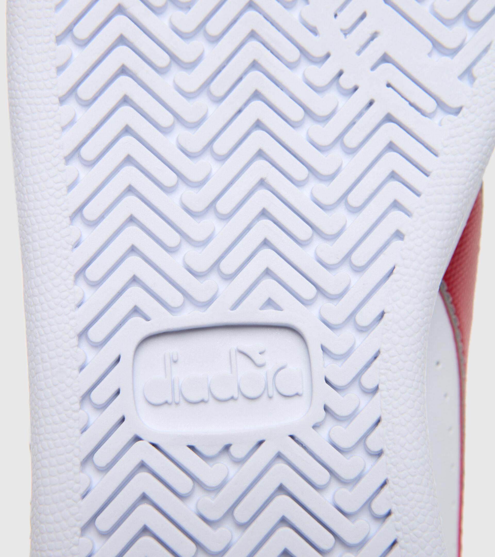 Chaussures de sport - Jeunes 8-16 ans GAME P GS BIANCO/ROSSO TANGO - Diadora