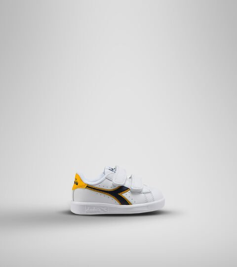 Chaussures de sport - Bambins 1-4 ans GAME P TD BLC/NOIR IRIS/OR FUSIONNE - Diadora