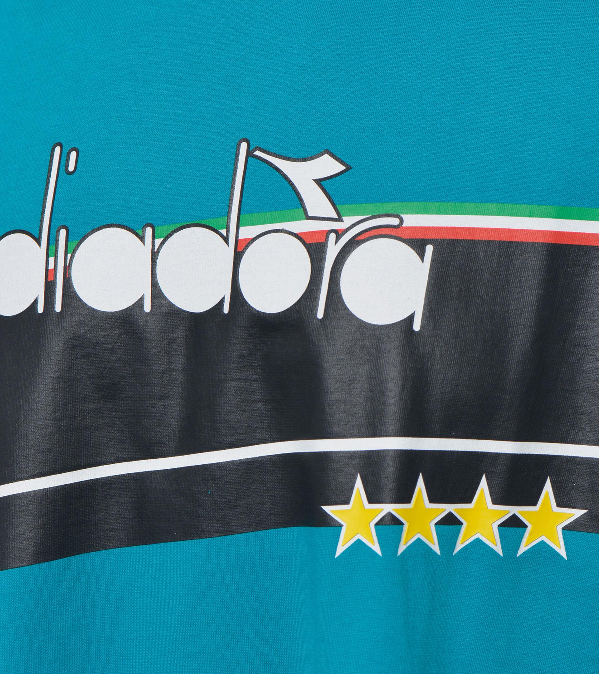 T-shirt - Herren T-SHIRT SS ICON STELLA VIRIIDIANGRUEN - Diadora