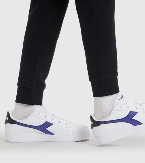 Footwear Sport BAMBINO GAME P GS WHITE/PEACOAT Diadora