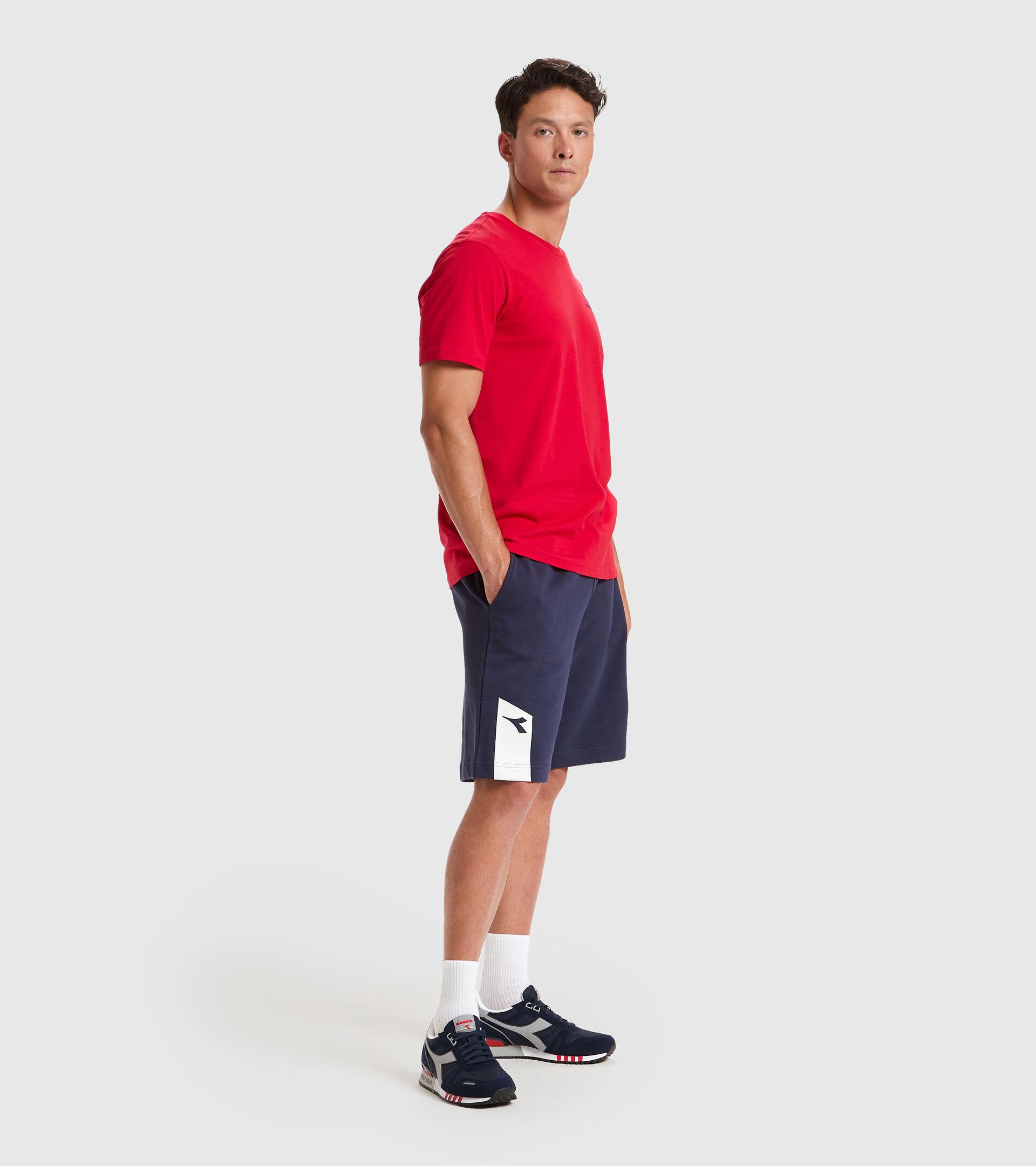 Apparel Sportswear UOMO BERMUDA ICON BLU CLASSICO Diadora