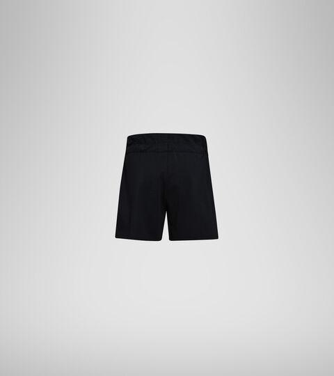 Shorts - Filles JG. SHORT LOGO MANIA NOIR - Diadora