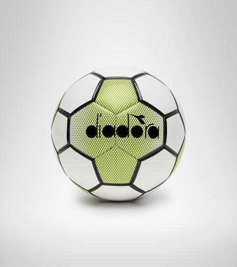 Pallone da calcio BOMBER 4 BIANCO/GIALLO FLUO DIADORA /NE - Diadora