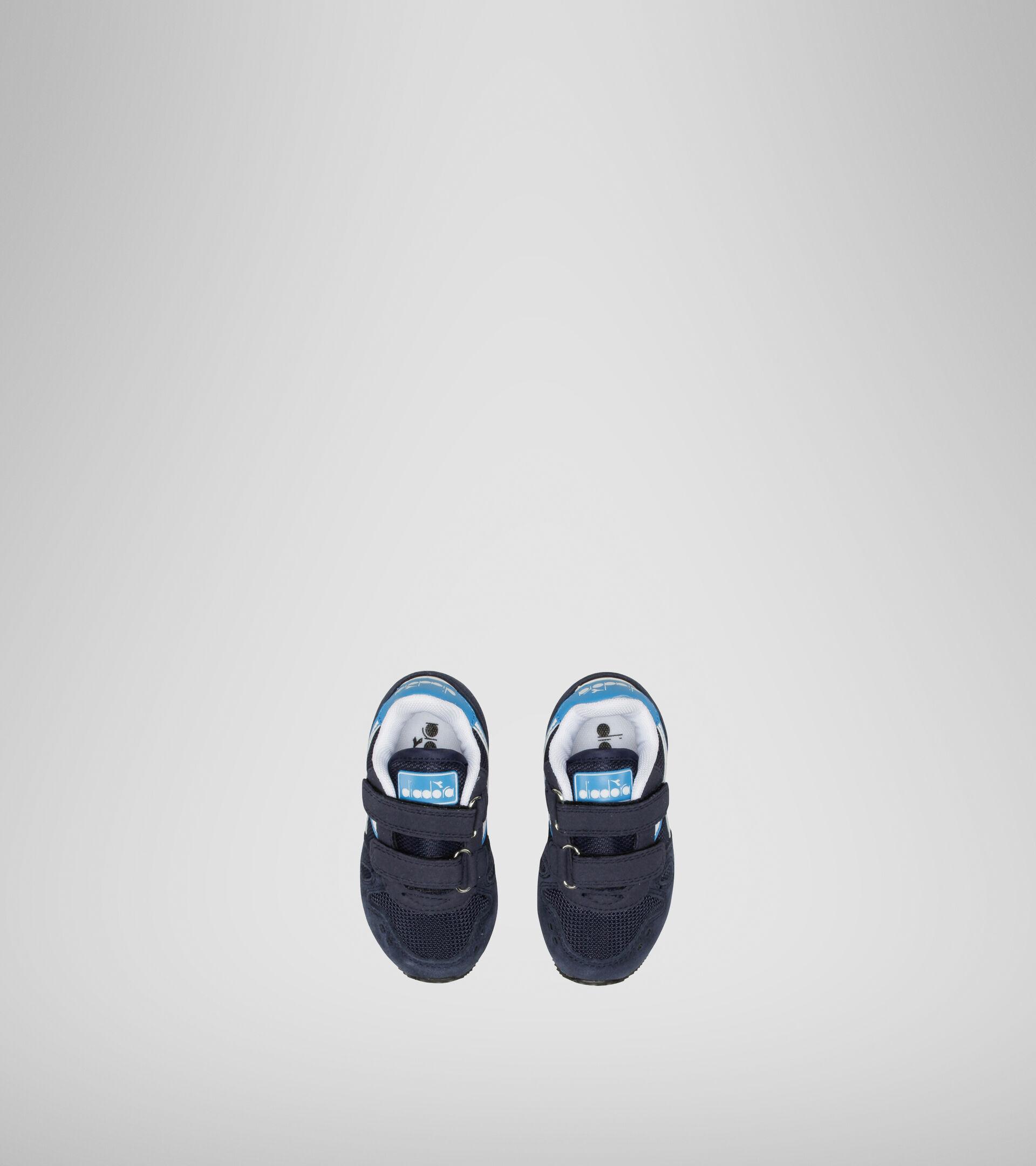 Footwear Sport BAMBINO SIMPLE RUN TD BLU CORSARO/AZZURRO ALLEGRO Diadora