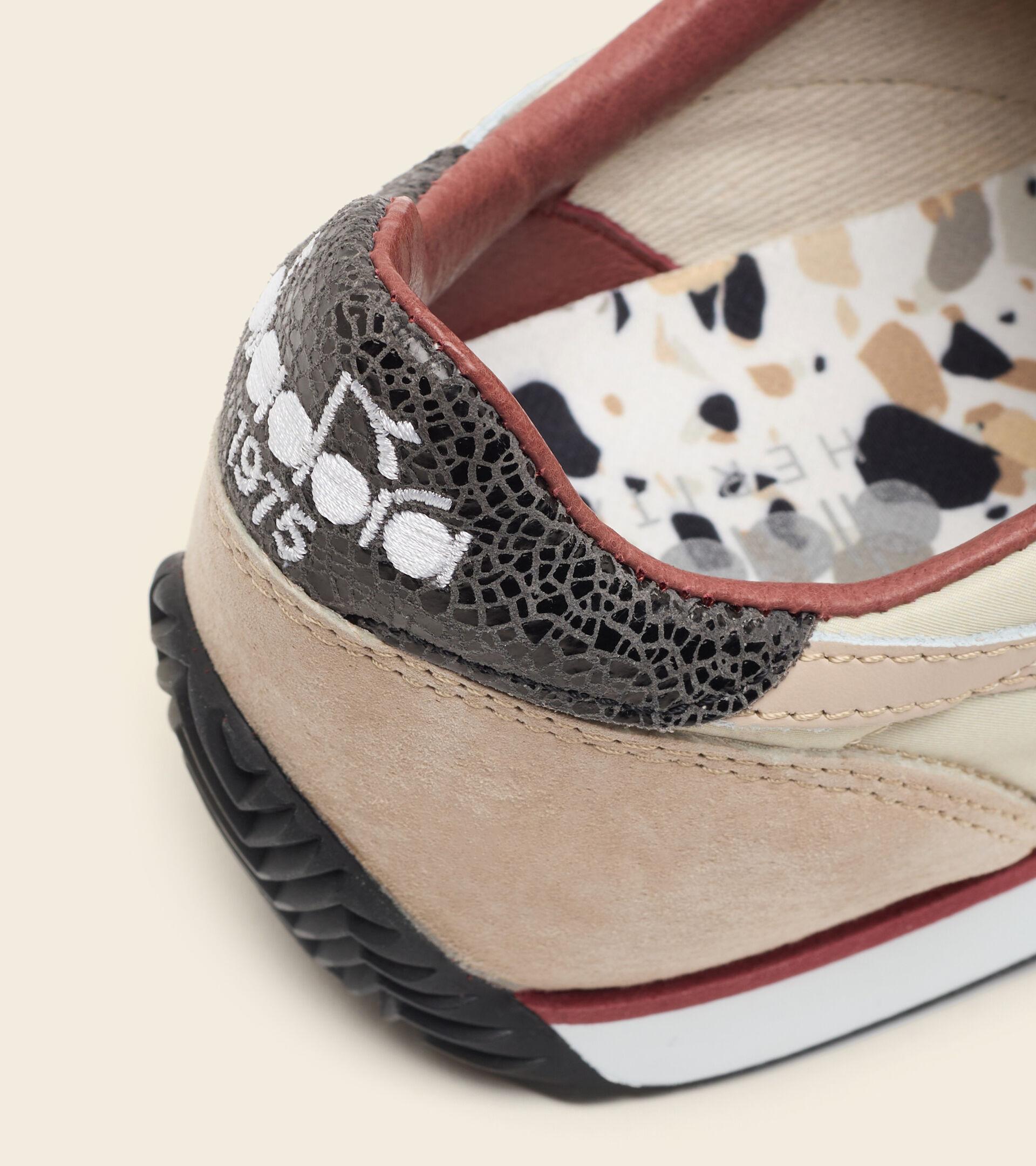 Footwear Heritage UOMO EQUIPE ITALIA BEIGE OYSTER (25036) Diadora