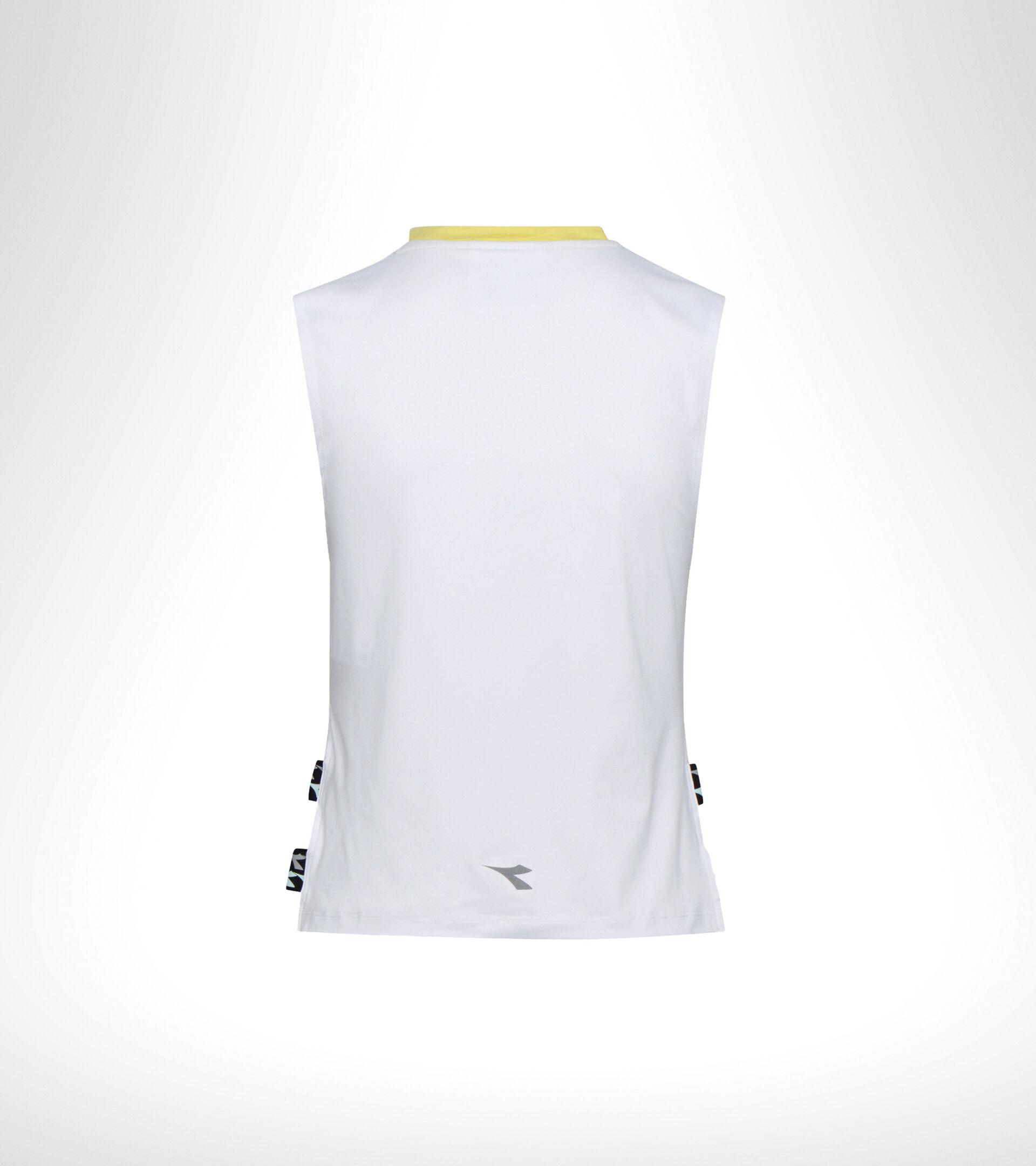 Apparel Sport DONNA L. TANK BE ONE OPTICAL WHITE Diadora