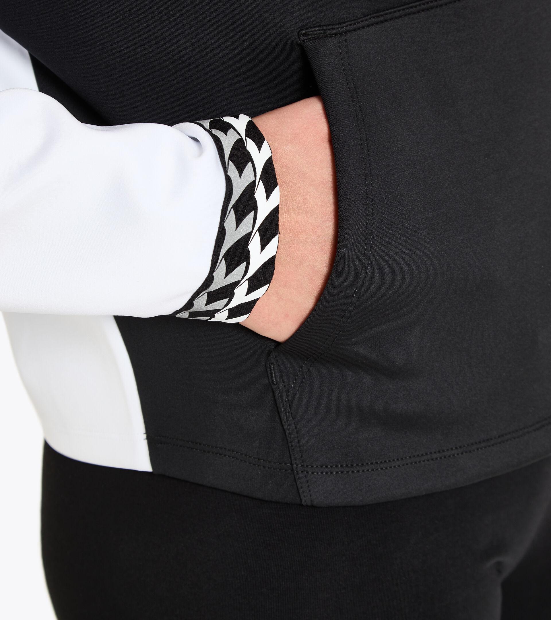 Workout-T-Shirt for women L. SWEAT BUDDYFIT BLACK - Diadora