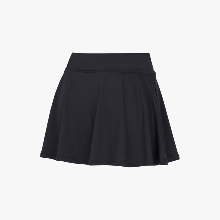 L. SKIRT COURT, NEGRO, large