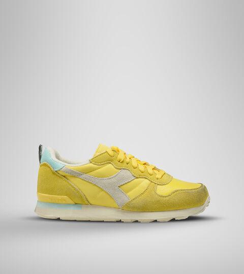 Sports shoe -Women CAMARO ICONA WN GOLDFINCH/BLUE TINT - Diadora