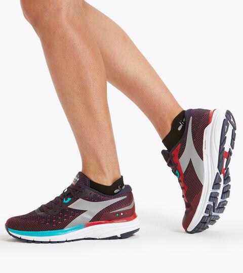 Footwear Sport UOMO MYTHOS BLUSHIELD 6 LIRIO NEGRO/ROJO LICEOS Diadora