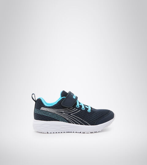 Running shoe - Kids FLAMINGO 6 JR BLUE CORSAIR/BLUE ATOLL - Diadora