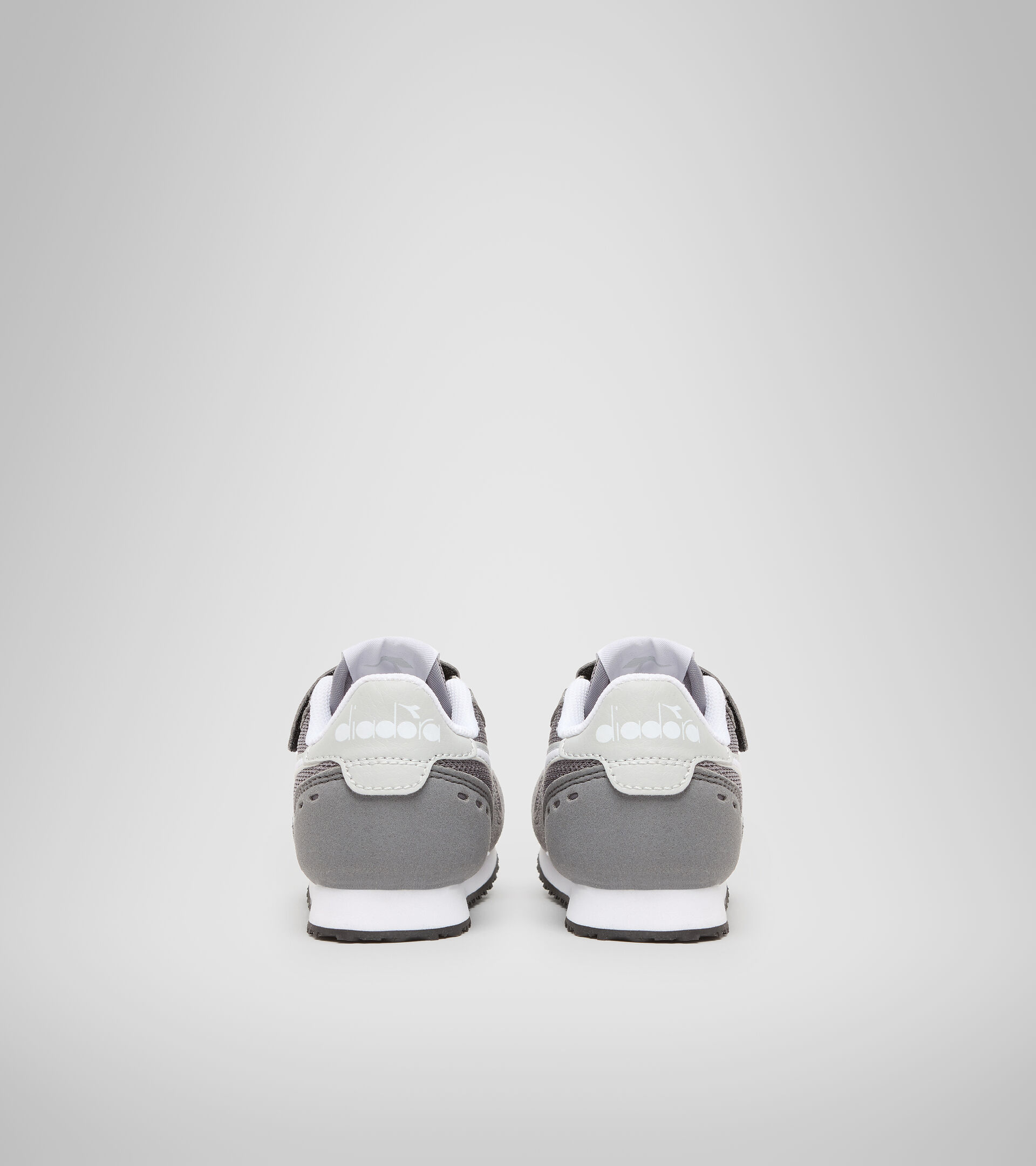 Footwear Sport BAMBINO SIMPLE RUN TD STEEL GRAY Diadora