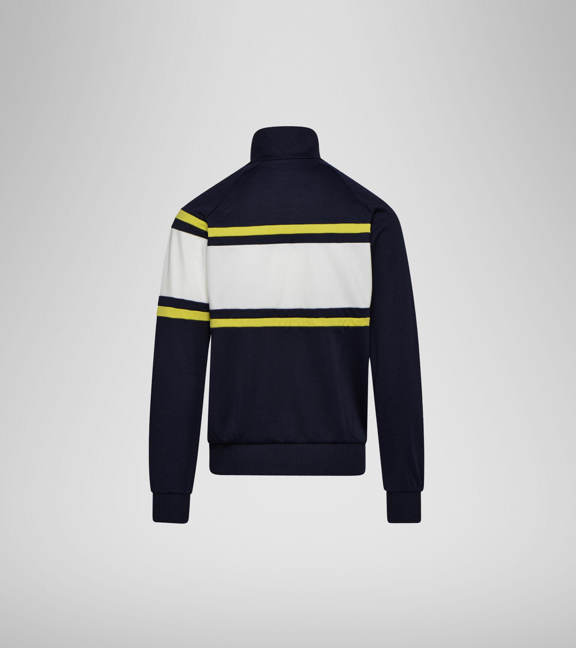 Giacca sportswear - Unisex JACKET 80S BLU CLASSICO - Diadora