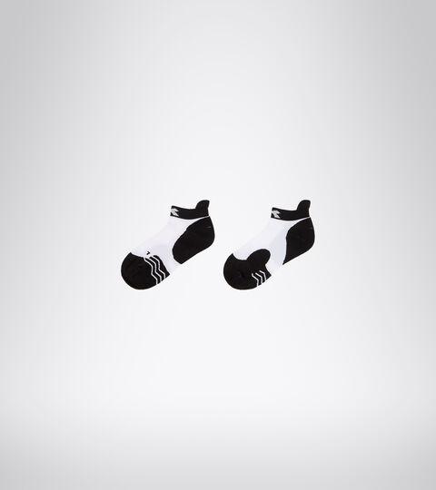 Accessories Sport DONNA L. SOCKS BLANCO VIVO/NEGRO Diadora