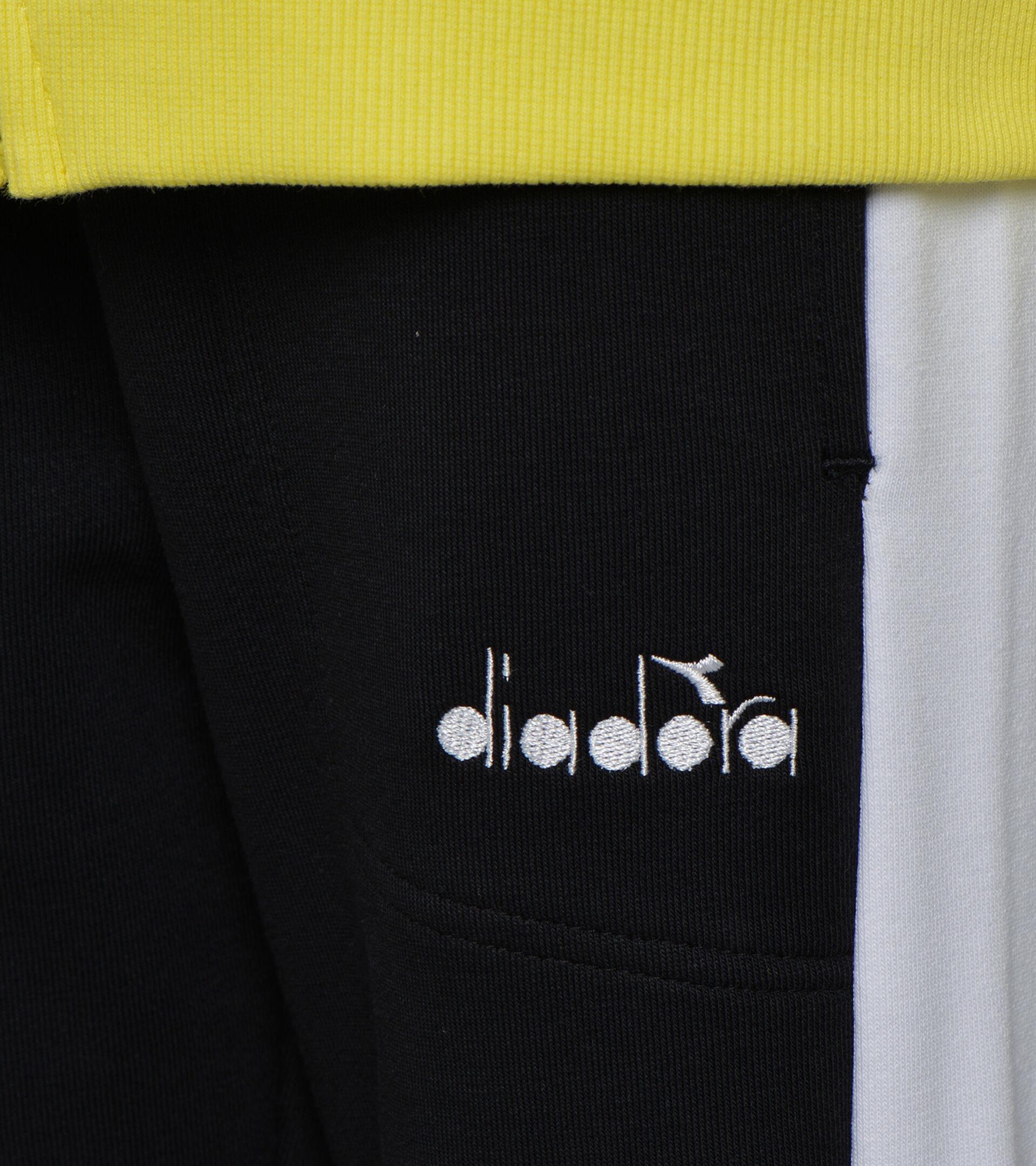 Apparel Sport BAMBINO JB. TRACKSUIT HD FZ DIADORA CLUB CELANDINE Diadora