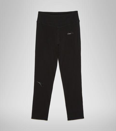 Apparel Sportswear DONNA L. LEGGINGS URBANITY NERO Diadora