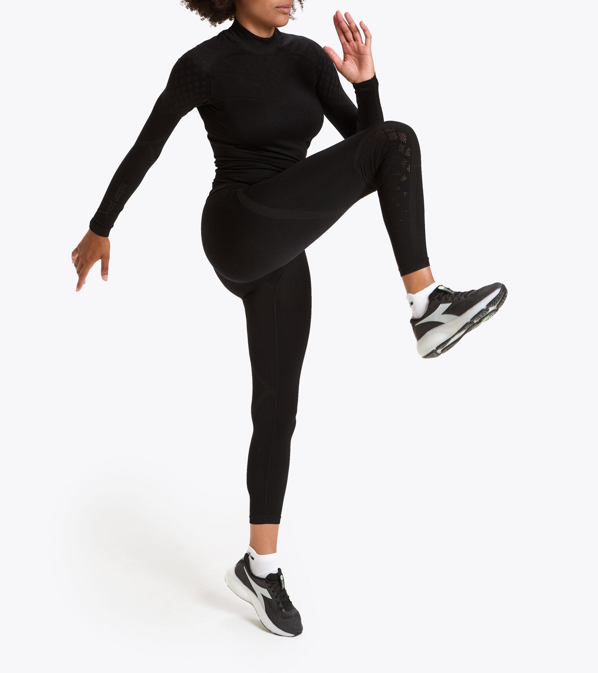 Apparel Sport DONNA L. PANTS ACT BLACK Diadora