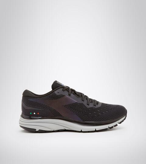 Running shoe - Men's MYTHOS BLUSHIELD HIP 6 BLACK/NINE IRON - Diadora
