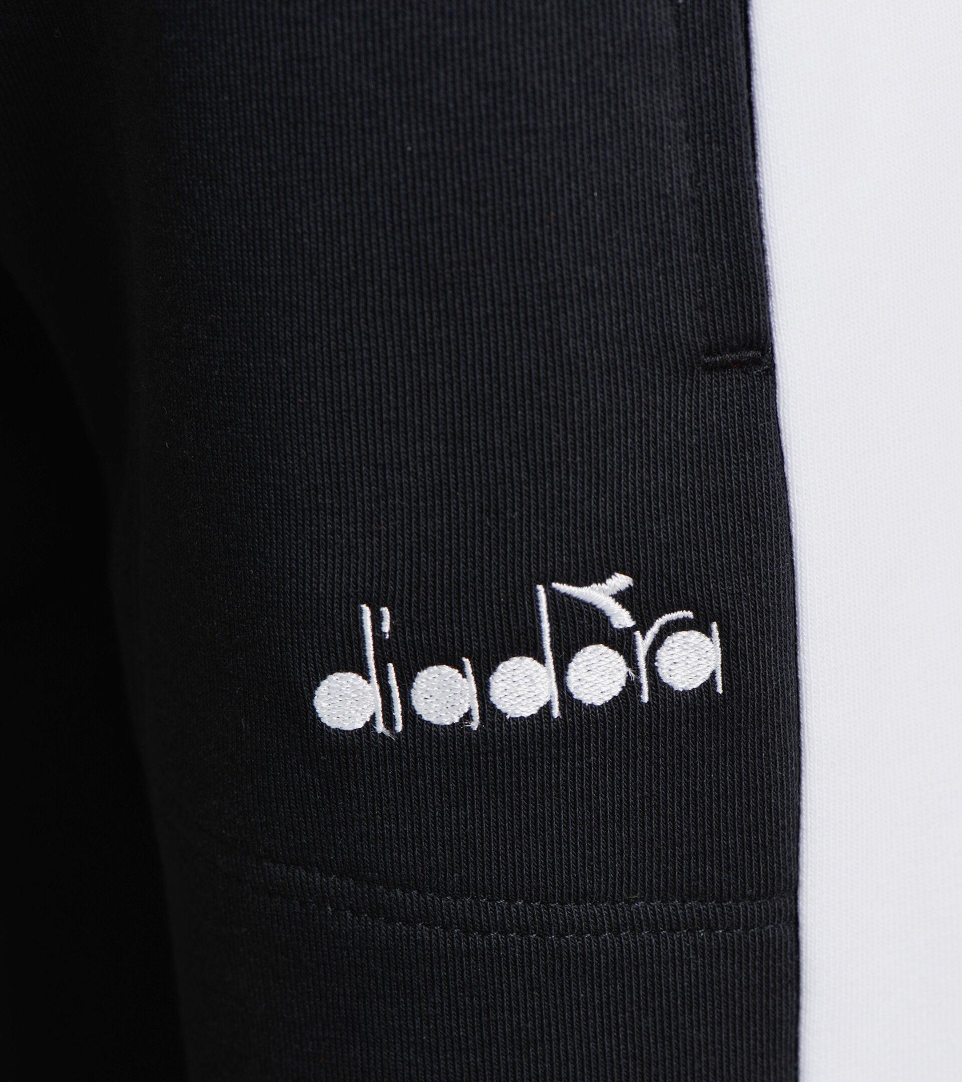 Sporthose - Jungs JB. PANT CUFF DIADORA CLUB SCHWARZ - Diadora