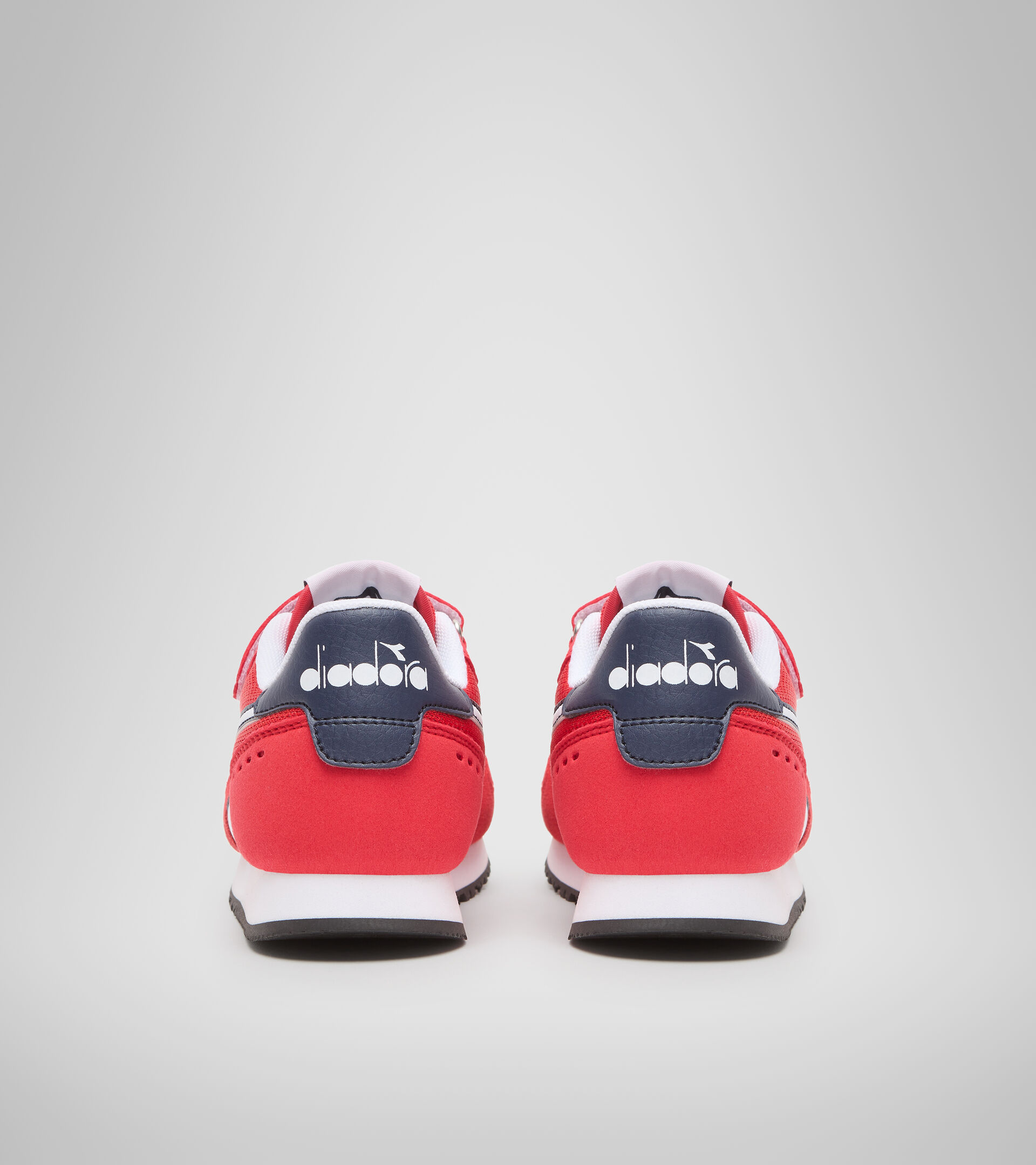 Footwear Sport BAMBINO SIMPLE RUN PS TOMATO RED Diadora