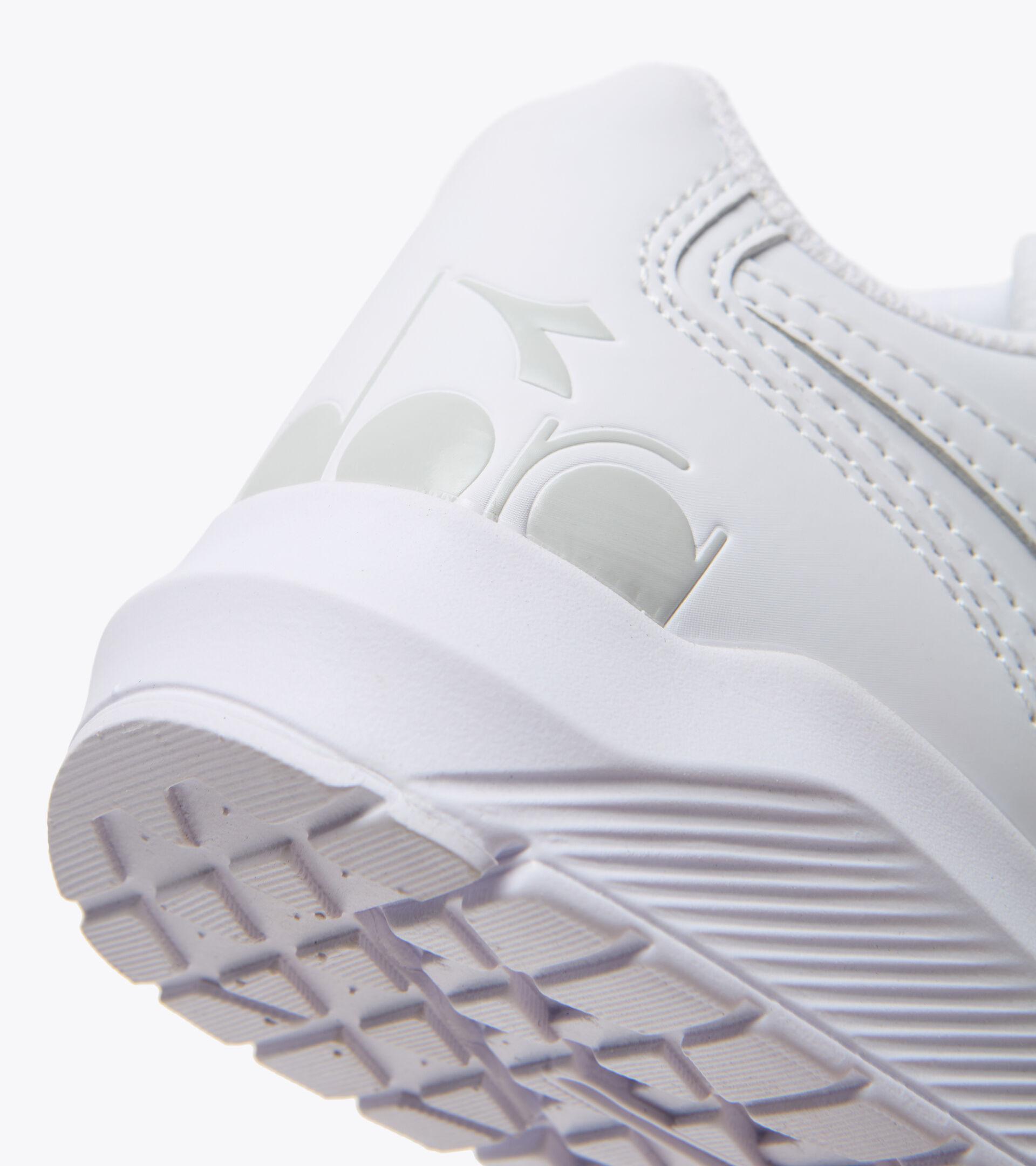 Footwear Sport BAMBINO FALCON SL JR V BIANCO/BIANCO/BIANCO Diadora