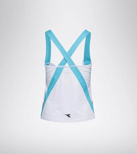 Tennis tank top - Women L. TANK OPTICAL WHITE - Diadora