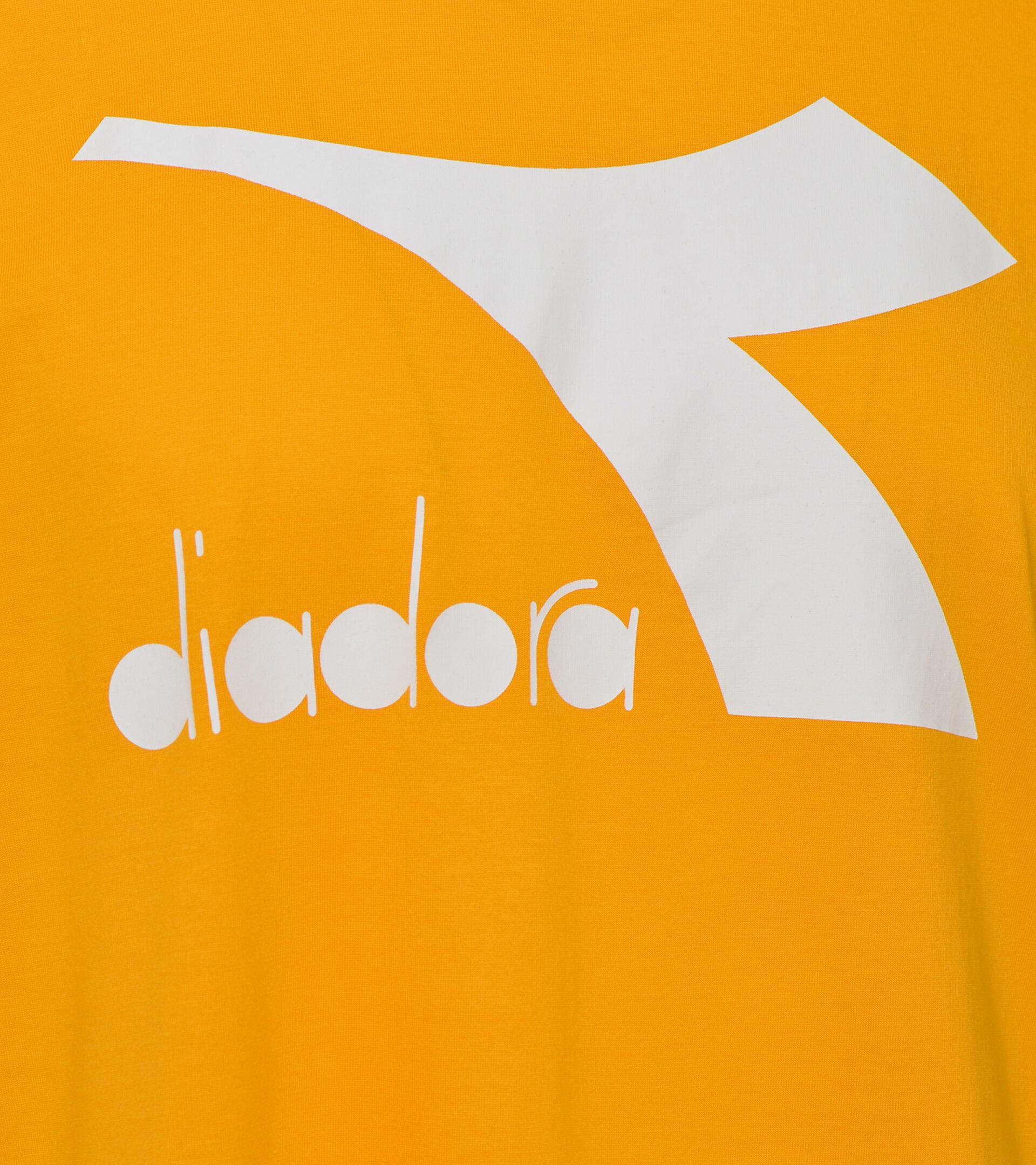 Apparel Sport UOMO T-SHIRT SS BIG LOGO YELLOW SAFFRON Diadora