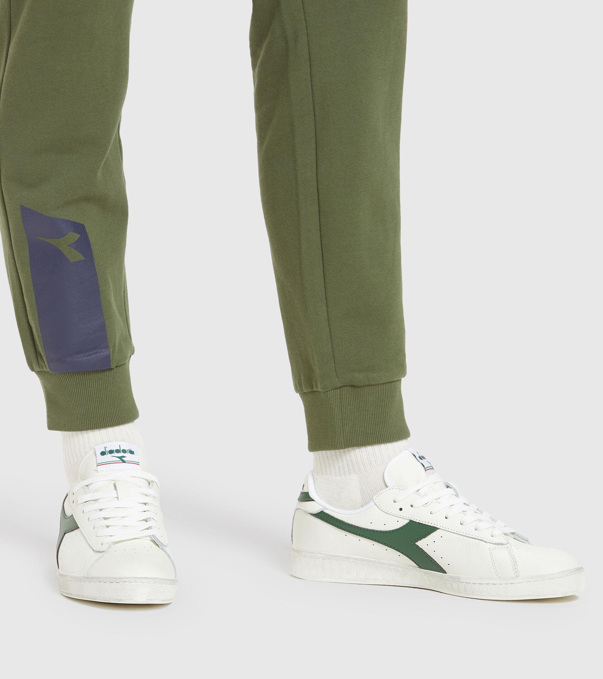 Sneaker - Unisex GAME L LOW WAXED WEISS/ETWAS BESSERE - Diadora