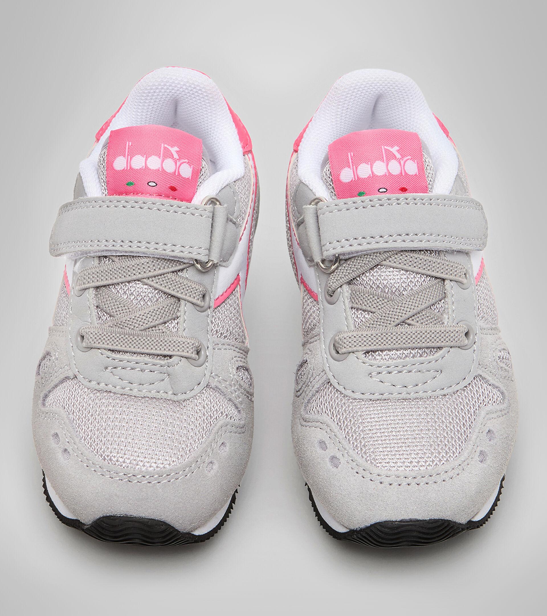 Footwear Sport BAMBINO SIMPLE RUN TD PALOMA GREY Diadora