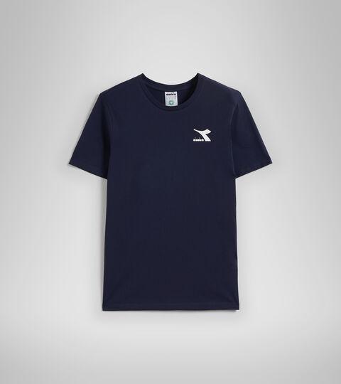 Camiseta - Hombre T-SHIRT SS CHROMIA AZUL CHAQUETON - Diadora