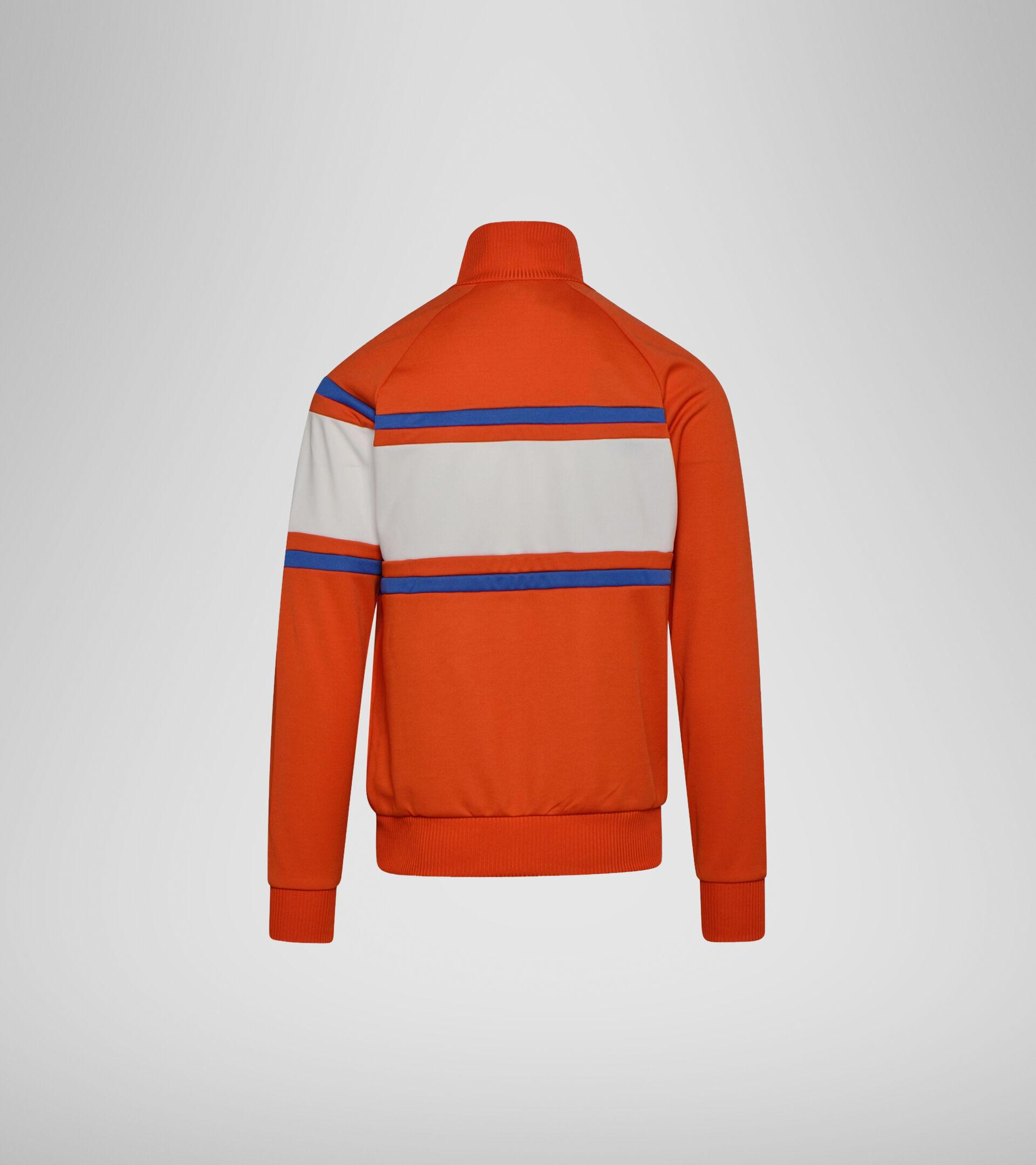 Apparel Sportswear UOMO JACKET 80S ORANGEADE Diadora