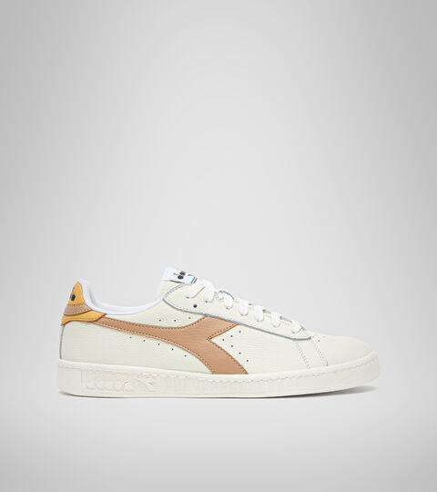 Footwear Sportswear UNISEX GAME L LOW BIANCO/BEIGE CERBIATTO Diadora