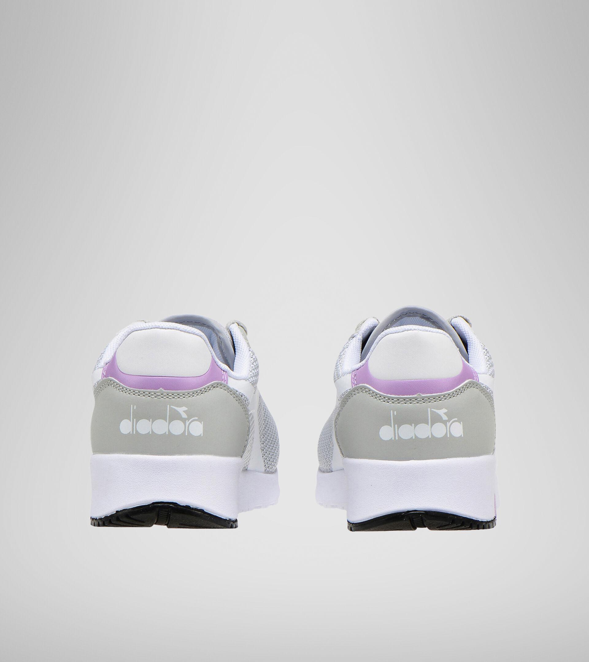 Footwear Sport BAMBINO EVO RUN GS GRIS VIOLETA Diadora