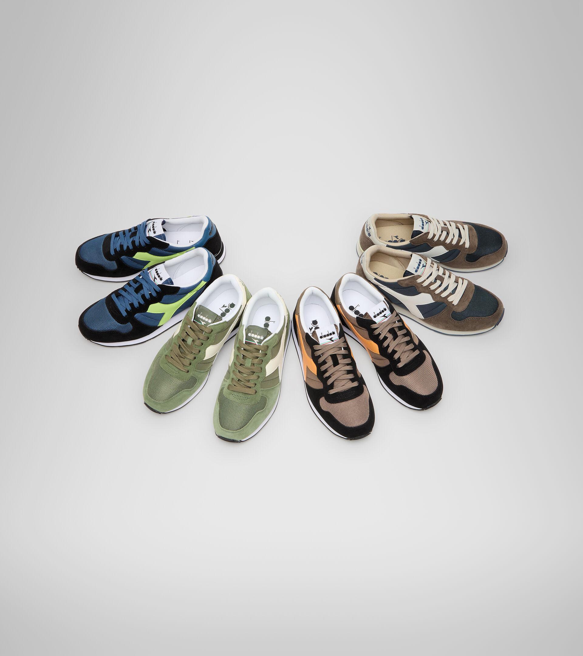 Footwear Sportswear UNISEX CAMARO INSIGNIA BLUE/GRAY PELICAN Diadora