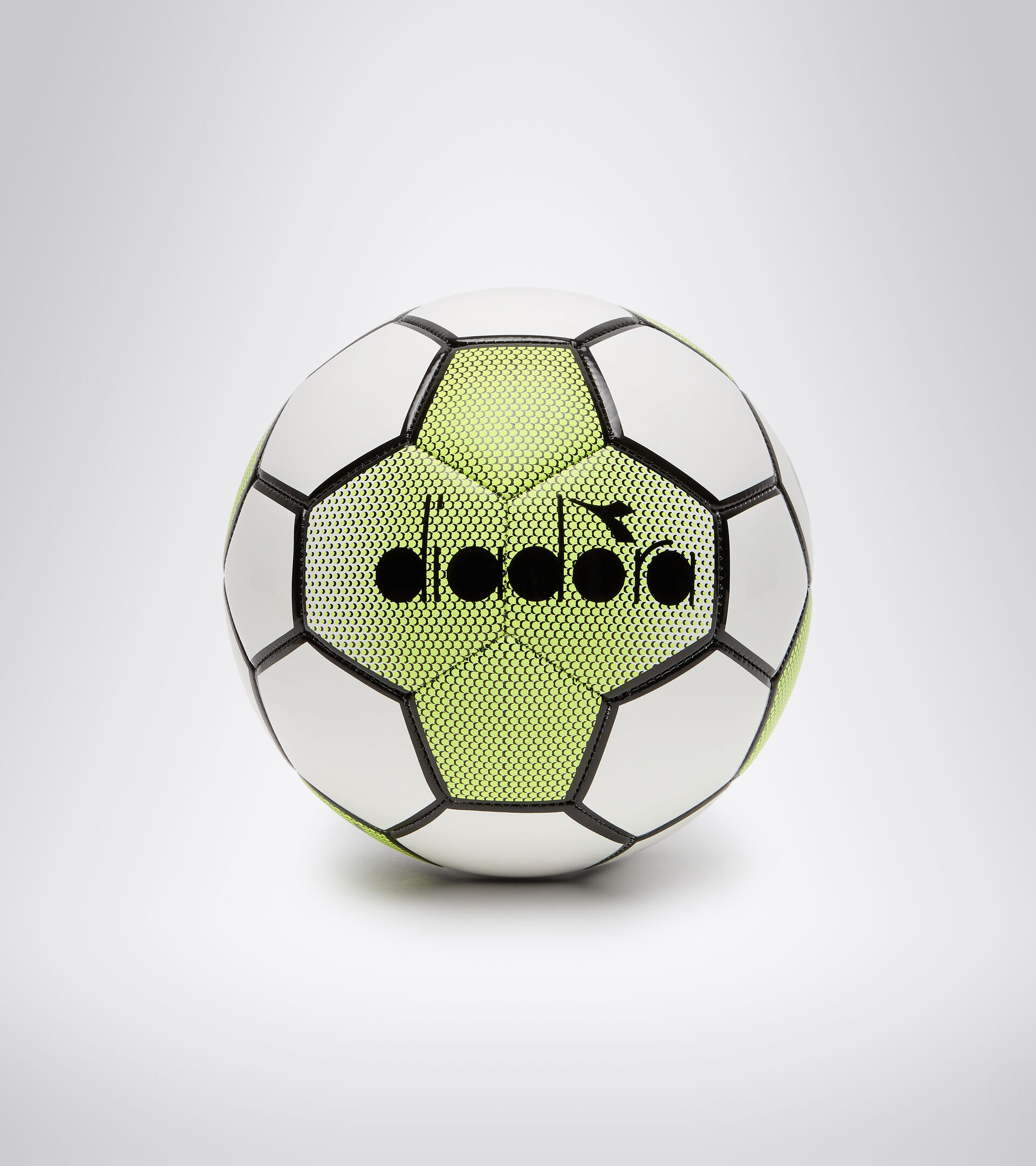 Accessories Sport UNISEX BOMBER 4 WHITE/FLUO YELLOW/BLACK. Diadora