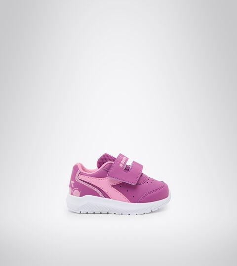 Running shoe - Unisex kids FALCON SL I VIVID VIOLA/BEGONIA PINK - Diadora