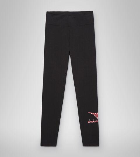 Pantalones deportivos - Mujer L.LEGGINGS LUSH NEGRO - Diadora