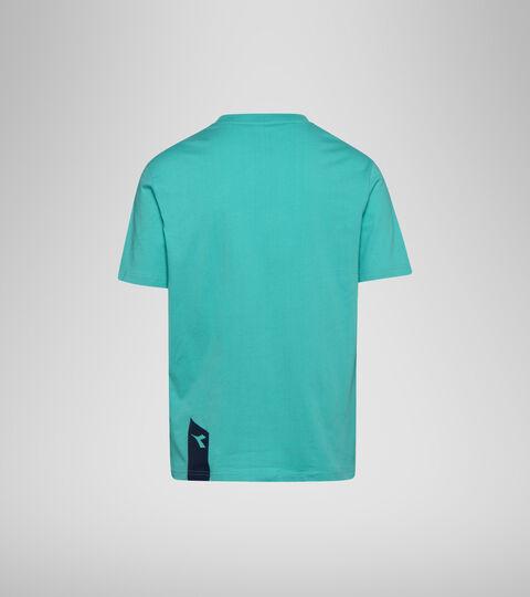 Apparel Sportswear UOMO T-SHIRT SS ICON GREEN FLORIDA KEYS Diadora
