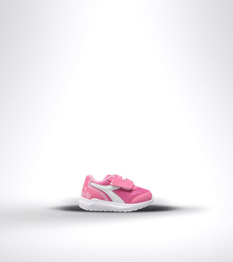 Running shoe - Unisex kids FALCON I WILD ORCHID/LILAC SACHET - Diadora
