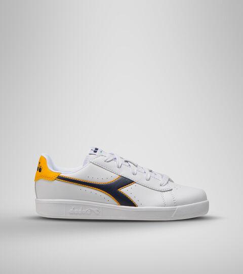Chaussures de sport - Jeunes 8-16 ans GAME P GS BLC/NOIR IRIS/OR FUSIONNE - Diadora