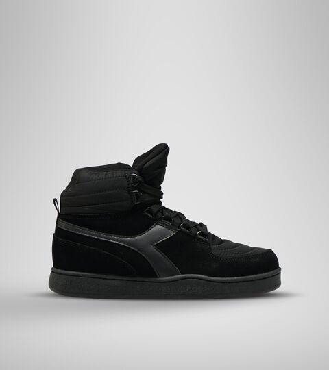 Footwear Sportswear DONNA MI BASKET MOON NERO Diadora