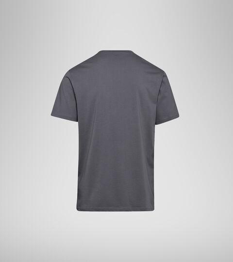T-Shirt - Herren SS T-SHIRT CORE OC HOLZKOHLEGRAU - Diadora