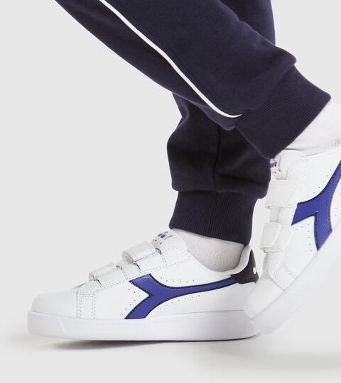 Footwear Sport BAMBINO GAME P PS WHITE/PEACOAT Diadora