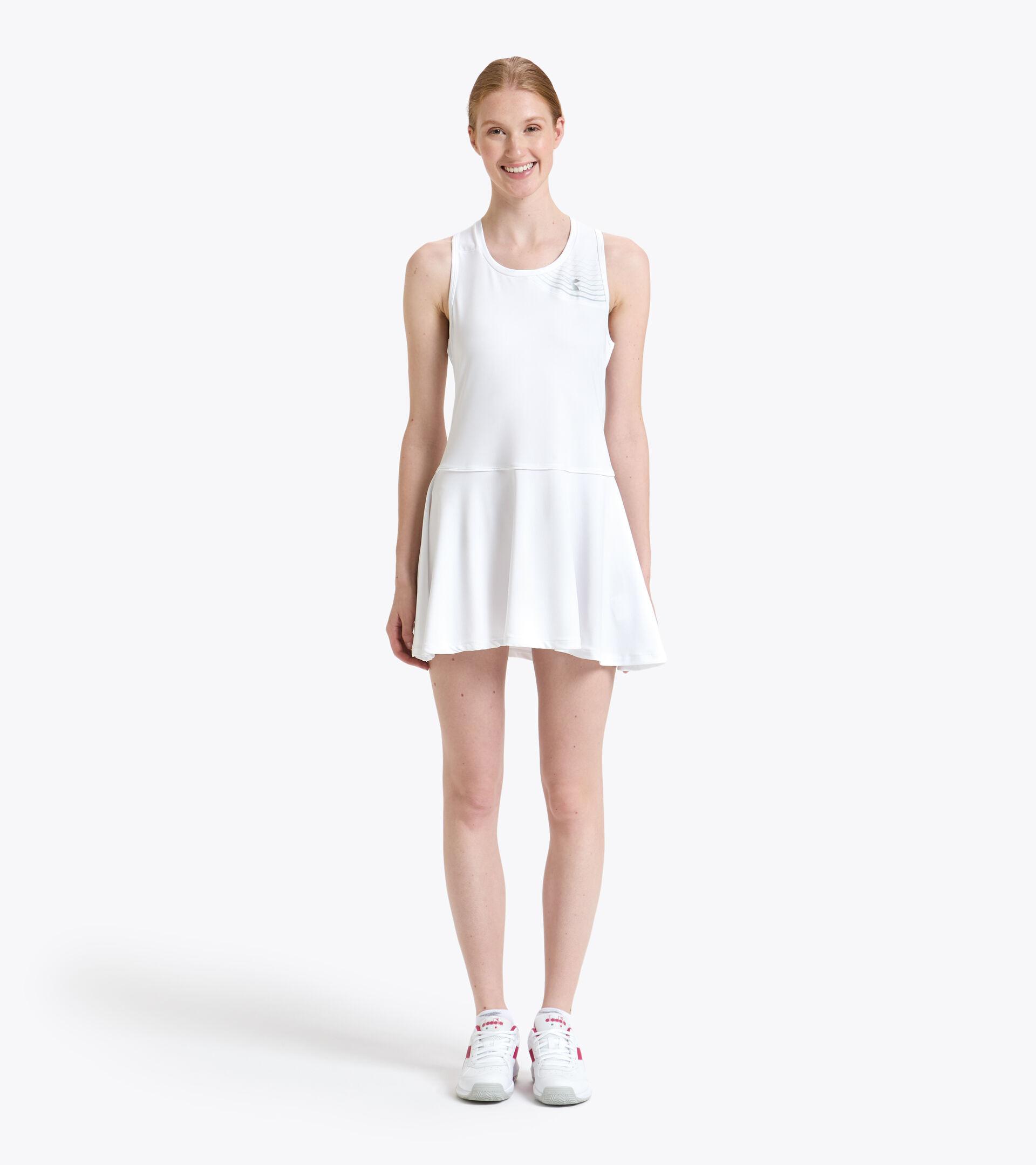 Apparel Sport DONNA L. DRESS COURT OPTICAL WHITE Diadora