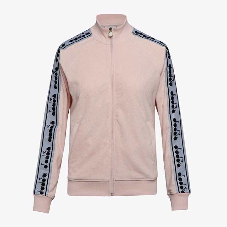 L. TRACK JACKET TROFEO, PINK CLOUD (50182), large