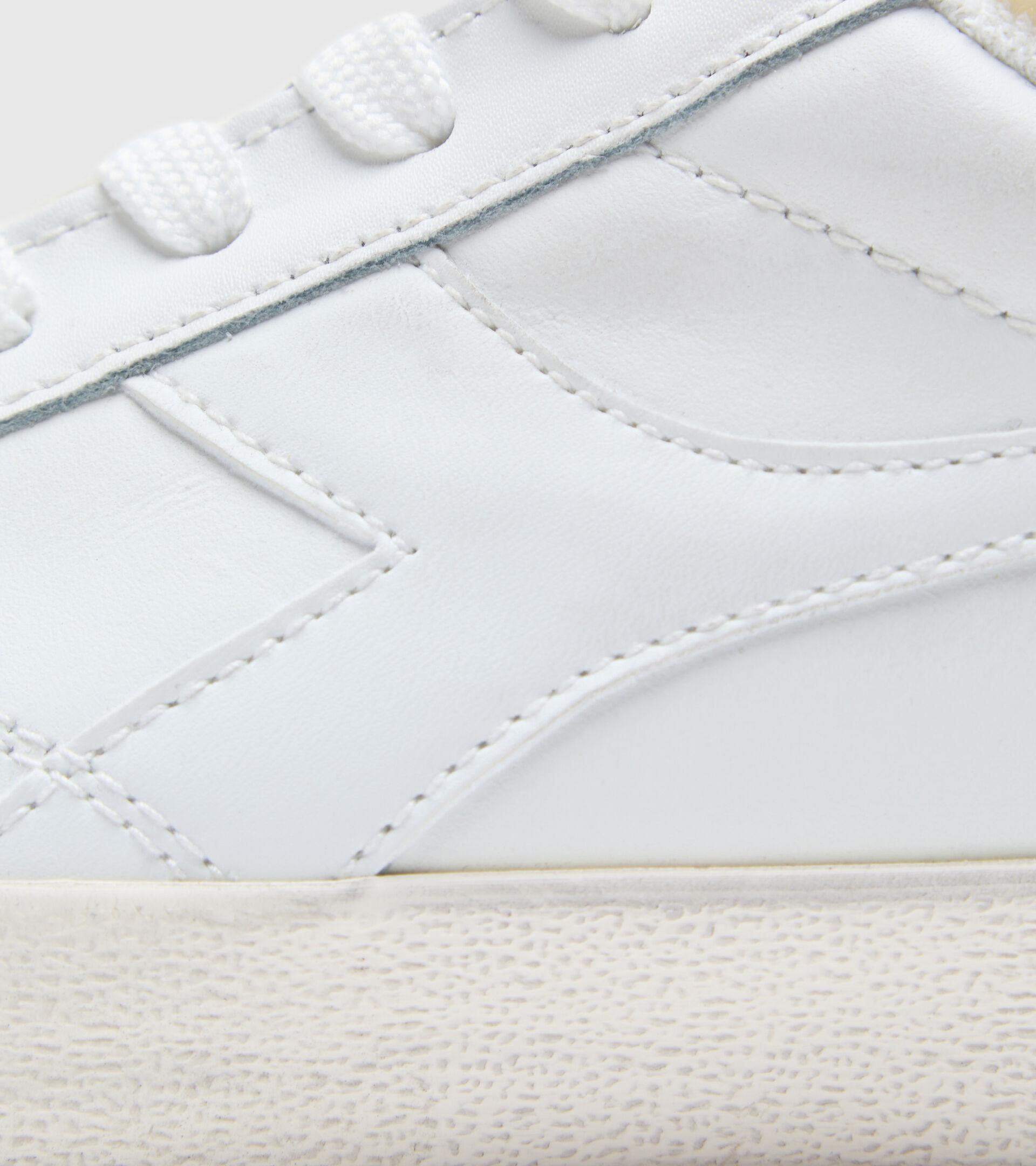 Zapatilla deportiva - Unisex MELODY LEATHER DIRTY BLANCO/NEGRO IRIS - Diadora