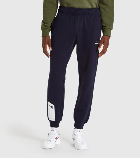 Sports trousers - Unisex  PANT ICON CLASSIC NAVY - Diadora