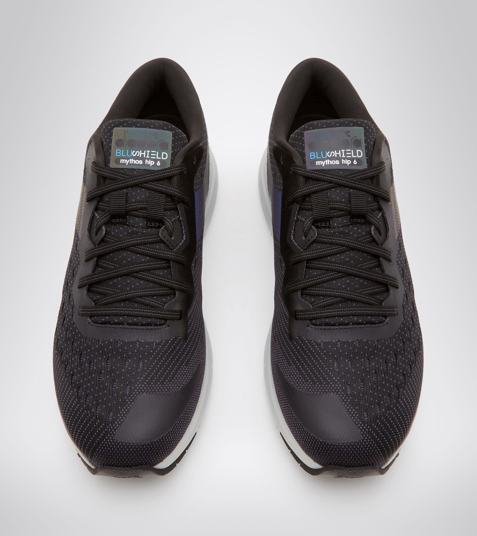 Footwear Sport UOMO MYTHOS BLUSHIELD HIP 6 NERO/NERO FUMO Diadora