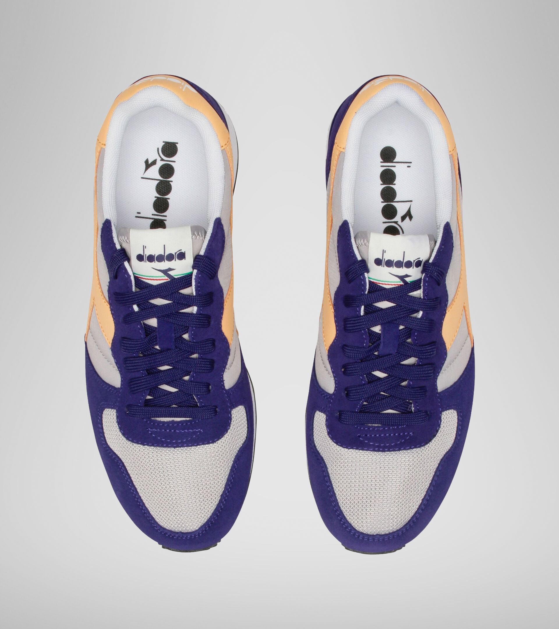 Footwear Sportswear UNISEX CAMARO DP WISTERIA/SILVER SCONCE/CHAM Diadora